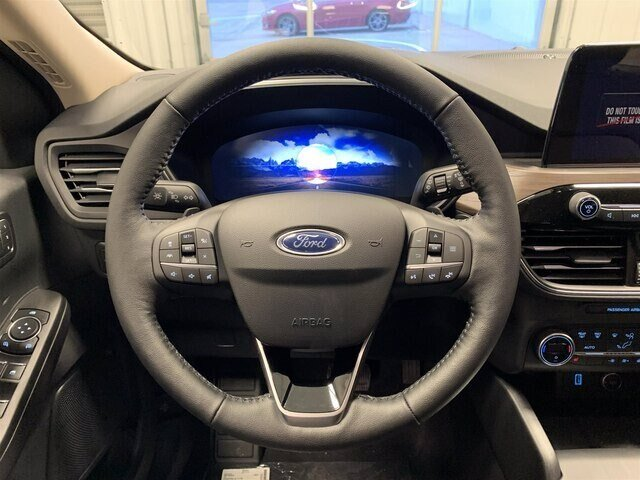 2020 Ford Escape Titanium 2.0L 4 cyls Engine AWD SUV Automatic 4 Door