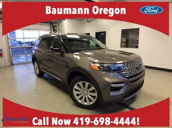 2021 Ford Explorer Limited 4 Door Automatic 4X4