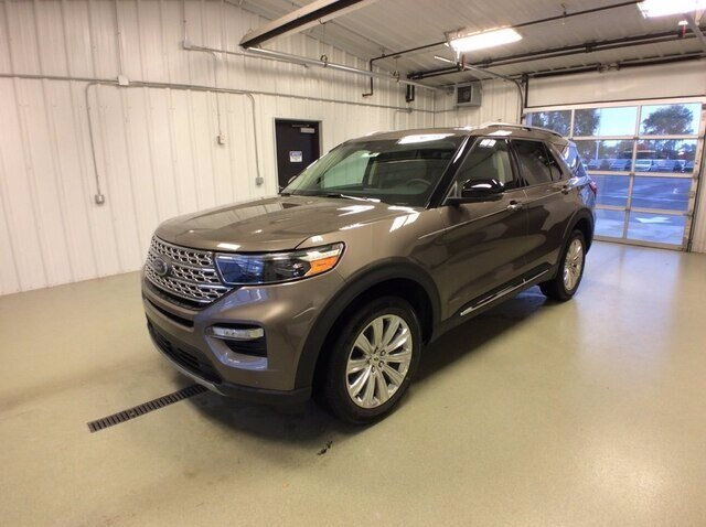 2021 Ford Explorer Limited SUV Automatic 4 Door