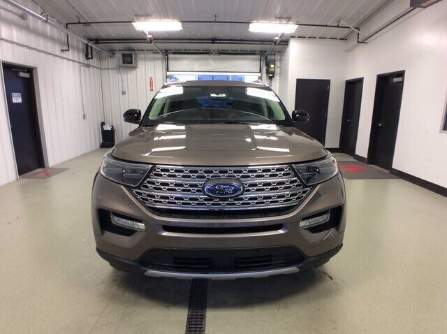 2021 Ford Explorer Limited 4 Door 4X4 SUV