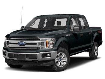 2018 Ford F-150 XLT 4 Door 2.7L V6 EcoBoost Engine Automatic Truck 4X4