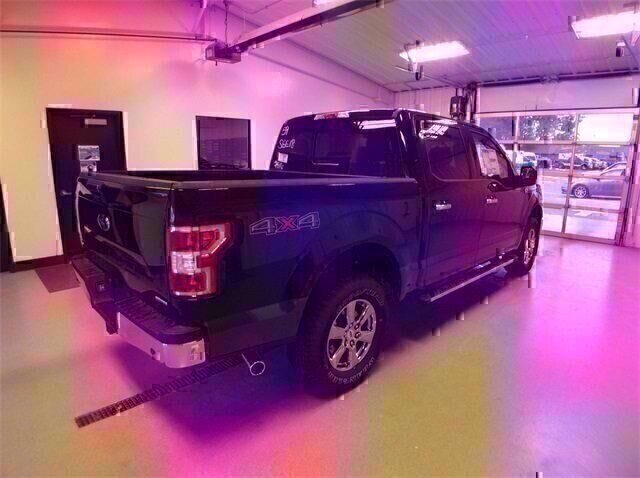 2020 Agate Black Metallic Ford F-150 XLT 2.7L V6 Engine 4 Door Truck