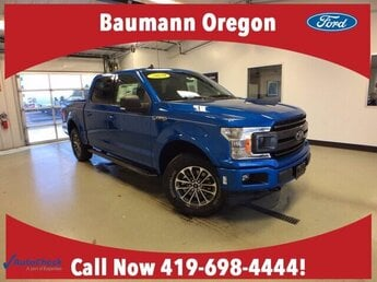 2020 Ford F-150 XLT Automatic 2.7L V6 Engine 4X4 4 Door