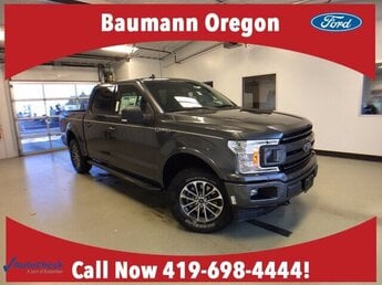 2020 Ford F-150 LARIAT Truck Automatic 2.7L V6 Engine