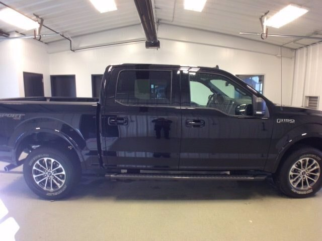2020 Ford F-150 XLT 4X4 2.7L V6 EcoBoost Engine Truck 4 Door