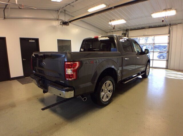 2020 Magnetic Metallic Ford F-150 XLT 4X4 Automatic 4 Door Truck 2.7L V6 EcoBoost Engine