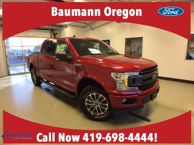 2020 Ford F-150 XLT Truck 2.7L V6 EcoBoost Engine Automatic 4X4