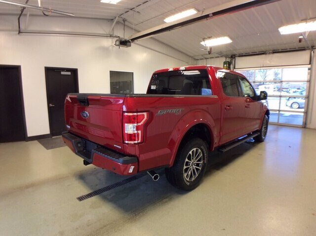 2020 Ford F-150 XLT Automatic 4 Door 4X4 2.7L V6 EcoBoost Engine