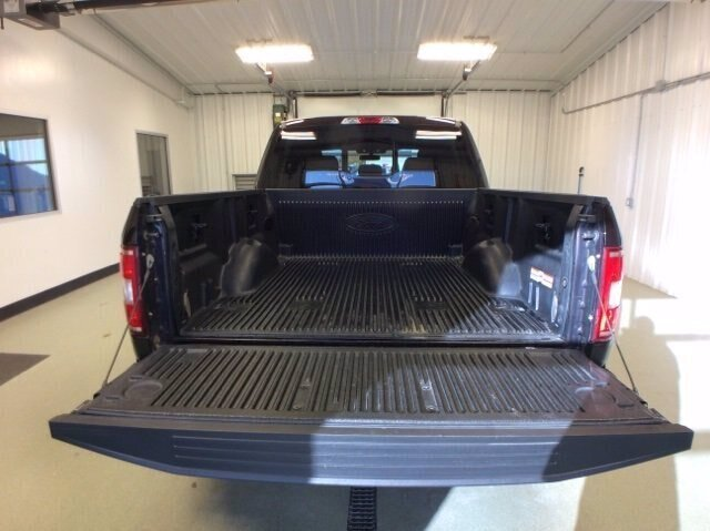 2018 Ford F-150 LARIAT Automatic 2.7L V6 Engine Truck 4X4