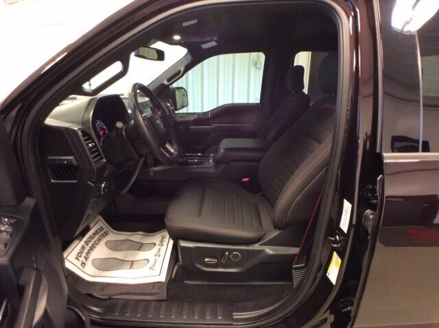 2018 Ford F-150 LARIAT 2.7L V6 Engine Truck 4X4 Automatic