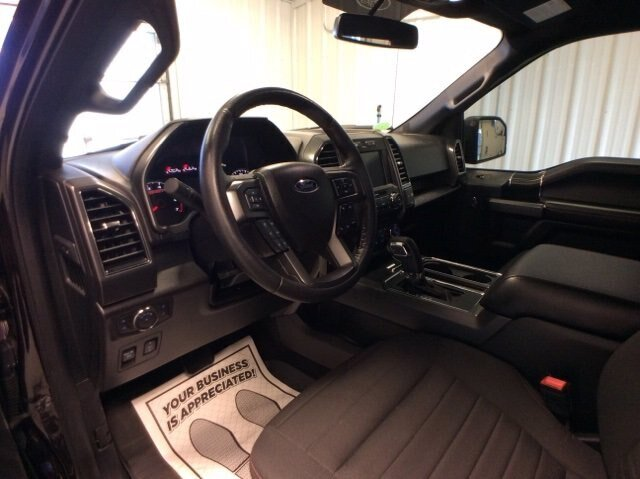 2018 Ford F-150 LARIAT Truck 2.7L V6 Engine Automatic
