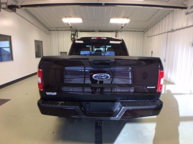2018 Ford F-150 LARIAT Automatic 2.7L V6 Engine 4X4 Truck