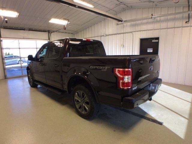 2018 Ford F-150 LARIAT 4X4 Automatic 2.7L V6 Engine Truck