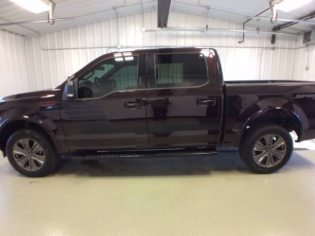 2018 Ford F-150 LARIAT 4X4 2.7L V6 Engine Automatic