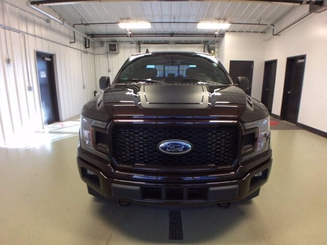 2018 Ford F-150 LARIAT 4X4 Automatic 2.7L V6 Engine