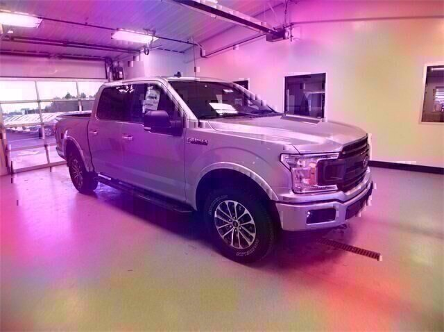 2020 Ford F-150 XLT 2.7L V6 Engine Truck 4 Door 4X4 Automatic