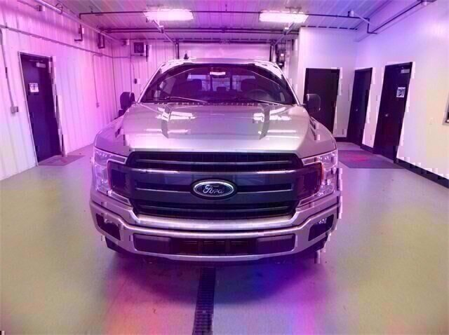 2020 Iconic Silver Metallic Ford F-150 XLT 2.7L V6 Engine Automatic 4 Door 4X4 Truck