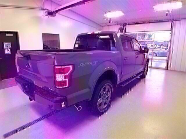 2020 Lead Foot Ford F-150 XLT 4X4 Automatic Truck 2.7L V6 Engine 4 Door