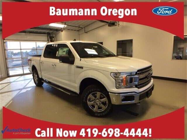 2020 Oxford White Ford F-150 XLT Truck Automatic 4X4