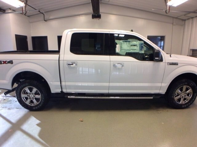 2020 Ford F-150 XLT 4X4 4 Door Automatic Truck