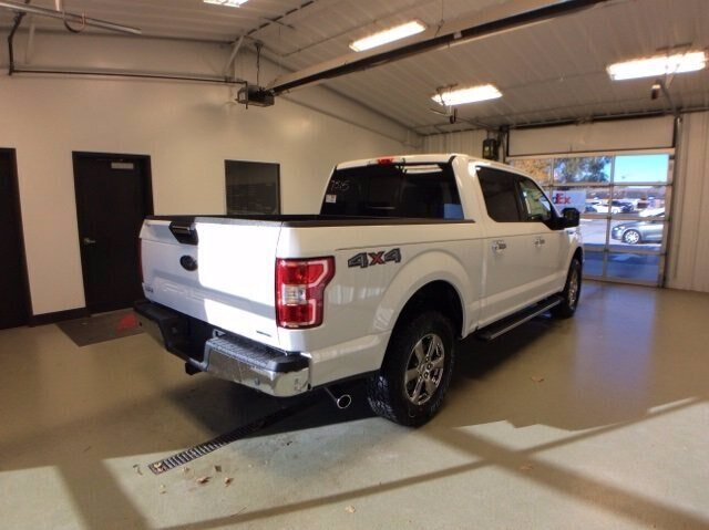 2020 Ford F-150 XLT Truck 4 Door 4X4 2.7L V6 EcoBoost Engine