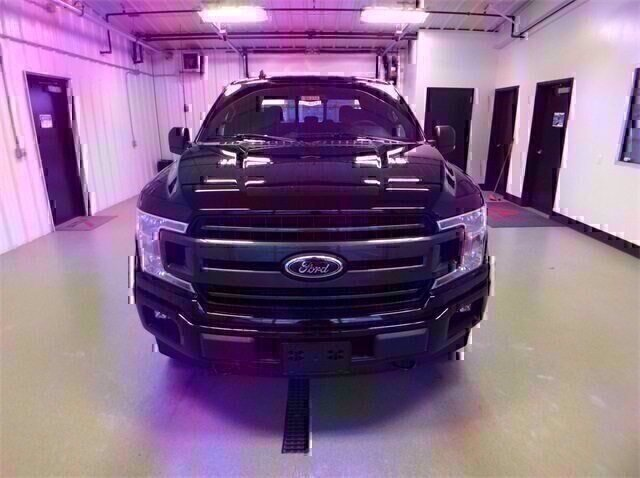 2020 Agate Black Metallic Ford F-150 XLT 2.7L V6 Engine Truck 4X4 Automatic 4 Door
