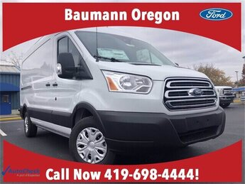2019 Ford Transit-250 Base 3 Door 3.7L V6 Engine Automatic Van