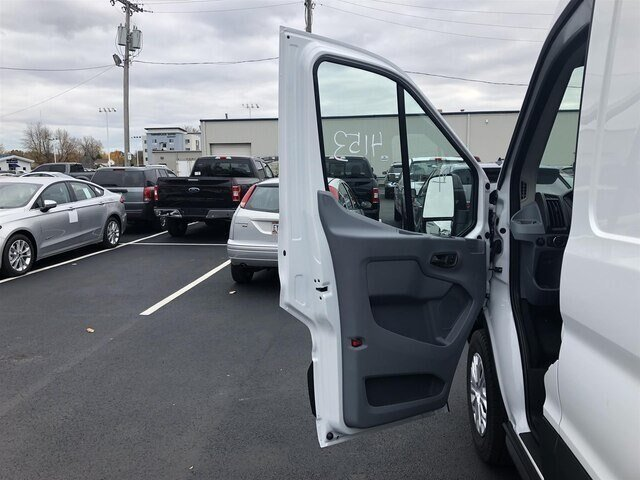 2019 Ford Transit-250 w/Sliding Pass-Side Cargo Door 3 Door 3.7L V6 Engine RWD Automatic Van