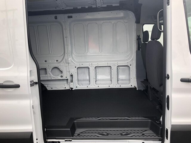 2019 Ford Transit-250 w/Sliding Pass-Side Cargo Door Automatic 3.7L V6 Engine 3 Door RWD Van