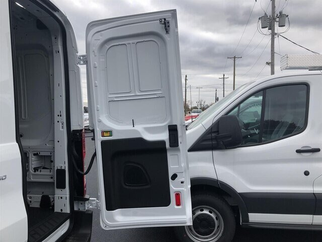 2019 Ford Transit-250 w/Sliding Pass-Side Cargo Door 3.7L V6 Engine 3 Door Van Automatic