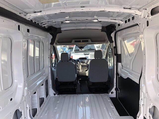 2018 Ford Transit-250 Base RWD 3.7L V6 Engine Automatic Van 3 Door