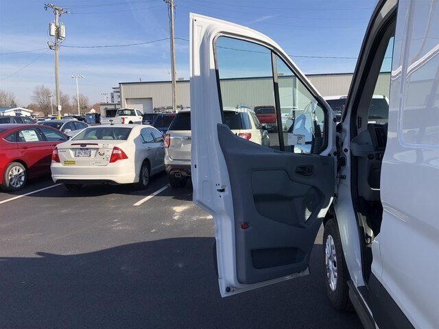 2018 Ford Transit-250 w/Sliding Pass-Side Cargo Door Van Automatic RWD 3 Door 3.7L V6 Engine