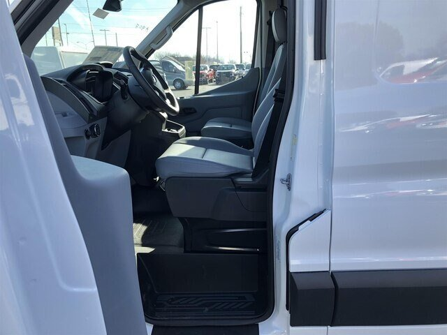 2018 Ford Transit-250 w/Sliding Pass-Side Cargo Door 3.7L V6 Engine RWD Automatic Van 3 Door