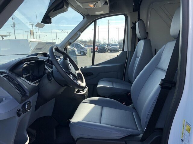 2018 Ford Transit-250 w/Sliding Pass-Side Cargo Door Van 3.7L V6 Engine Automatic RWD