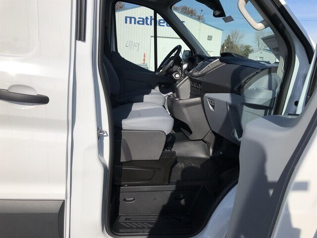2018 Ford Transit-250 w/Sliding Pass-Side Cargo Door Automatic RWD 3.7L V6 Engine