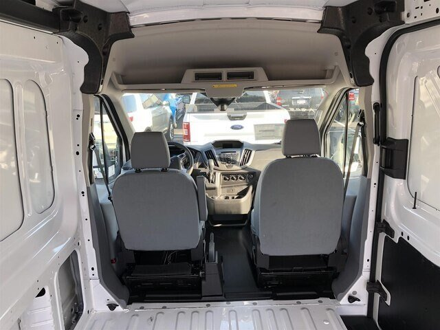 2018 Ford Transit-250 w/Sliding Pass-Side Cargo Door Automatic RWD 3 Door