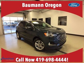 2019 Ford Edge SEL Automatic 4 Door FWD SUV 2.0L 4 cyls Engine