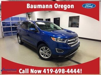 2018 Ford Edge SEL SUV AWD 4 Door 2.0L 4 cyls Engine