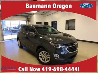 2019 Chevrolet Equinox LT 1.5L 4 cyls Engine FWD SUV