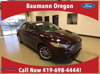 2017 Ford Fusion SE 4 Door FWD 2.5L 4 cyls Engine Automatic