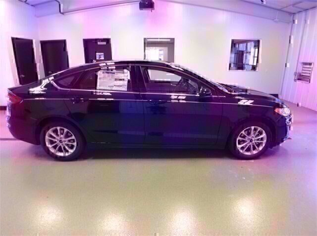 2020 Alto Blue Metallic Tinted Clearcoat Ford Fusion SE Automatic FWD 1.5L 4 cyls Engine Sedan 4 Door