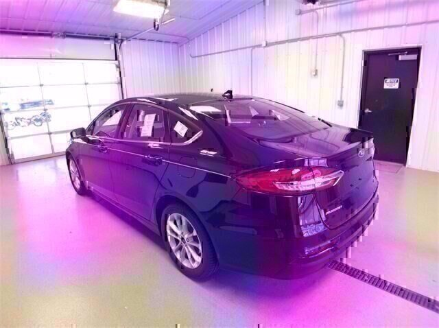 2020 Ford Fusion SE FWD Automatic 1.5L 4 cyls Engine 4 Door Sedan