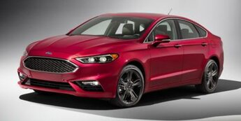 2018 Ford Fusion SE Automatic 4 Door Sedan FWD