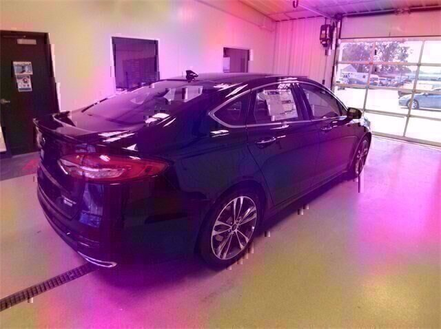 2020 Ford Fusion Titanium Automatic Sedan 2.0L 4 cyls Engine FWD
