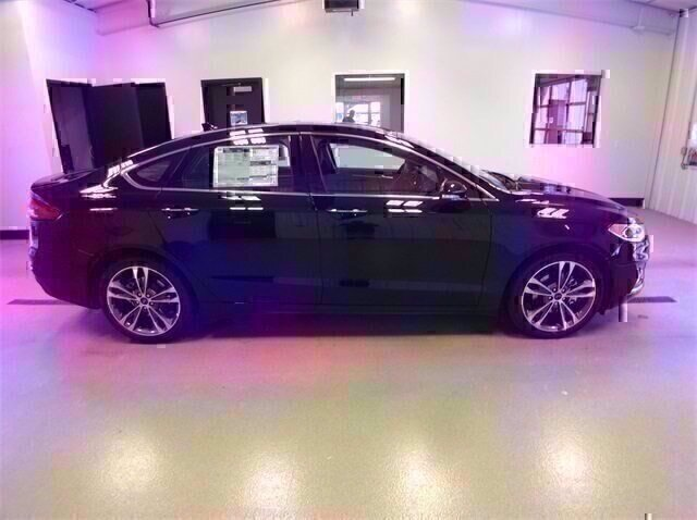 2020 Ford Fusion Titanium 2.0L 4 cyls Engine Sedan Automatic