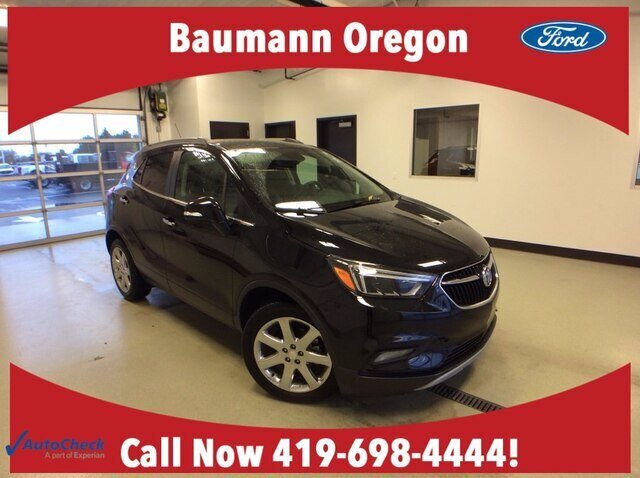 2017 Buick Encore Essence FWD 1.4L 4 cyls Engine SUV Automatic 4 Door