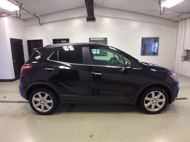 2017 Buick Encore Essence 4 Door Automatic SUV 1.4L 4 cyls Engine FWD