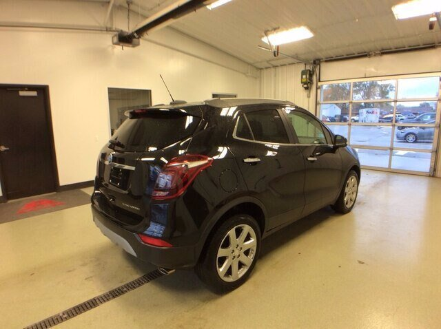 2017 Buick Encore Essence FWD SUV 1.4L 4 cyls Engine Automatic