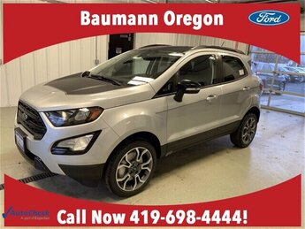 2020 Ford EcoSport SES 4 Door SUV Automatic 4X4 2.0L 4 cyls Engine