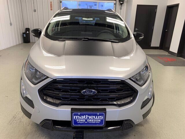 2020 Moondust Silver Metallic Ford EcoSport SES 4X4 SUV Automatic 2.0L I4 Ti-VCT GDI Engine 4 Door